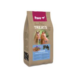 Pavo Healthy treats lijnzaad 1kg