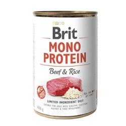 Brit Mono Protein Beef/Rice 400gr