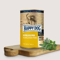 Happy Dog Pure Kangoeroe 100% Kangoeroe 400gr