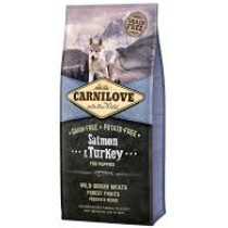 Carnilove Grain Free Puppy Salmon/Turkey 1,5kg