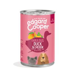 Edgard & Cooper Eend & Kip puppy 400gr