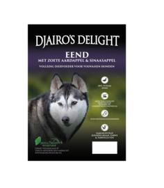 Djairo's Delight Adult Eend, 2kg