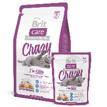 Brit Care Cat Crazy I'm Kitten 400gr
