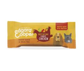 Edgard & Cooper  energiereep met kip 25gr