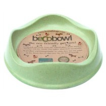 Beco Cat Bowl Green 17cm