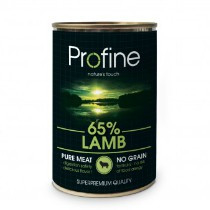 Profine Grain Free Pure Meat Lamb 400gr