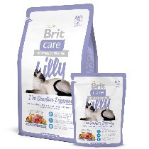 Brit Care Cat Lilly I've Sensitive Digestion 400gr