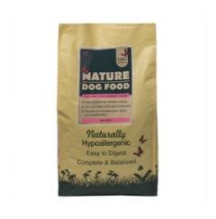 Nature Dog Food Graanvrij Zalm/Forel/Asperge 12kg