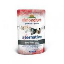 Almo Nature Cat Alternative Sardine pouche 55gr