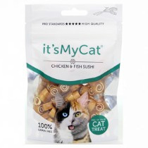 It's My Cat Chicken & Fish Diamonds 50gr