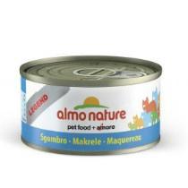 Almo Nature blik Makreel 70gr
