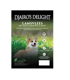 Djairo's Delight Adult -kleine rassen- Lam, 2kg