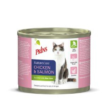 Prins Nature Care Kat Chicken & Salmon 200gr