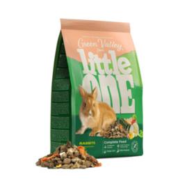 """Little One """"Groene Vallei"""" voer voor konijnen, 750 gr"""