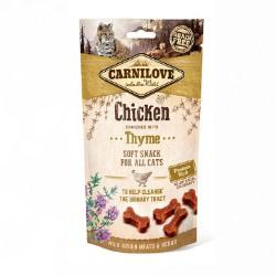 Carnilove Cat Snack Soft Chicken/Thyme 50gr