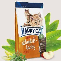 Happy Cat Adult Atlantik-Lachs (Atlantische Zalm) 300gr