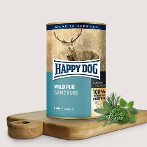 Happy Dog Pure Wild 100% Wild 800gr