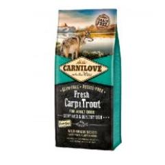 Carnilove Fresh Adult Dog Carp/Trout 12kg