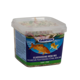 Darwin Vijvervoeding menu mix 2.5 l