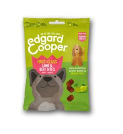 Edgard&Cooper First-Class Lamb&Beef Bites 50 gr
