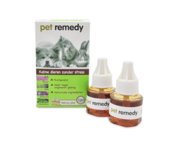 Pet Remedy Navulling 2x40 ml