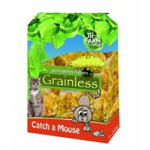 JR Farm Cat Grainless Catch a Mouse 30gr