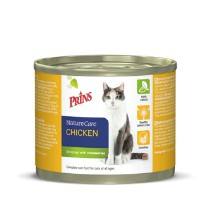 Prins Nature Care Kat Chicken 200gr