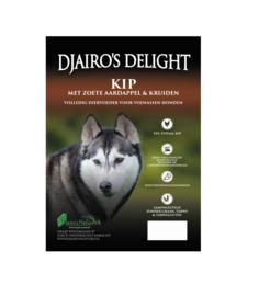 Djairo's Delight Adult Kip, 2kg