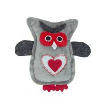 Crazy Cat Owl vol met Catnip
