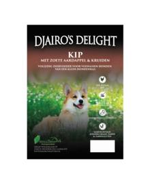 Djairo's Delight Adult -kleine rassen- Kip, 2kg