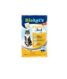 Biokat's Classic Kattenbakvulling 10l