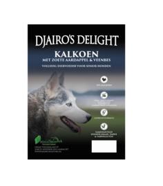 Djairo's Delight Senior Kalkoen, 2kg