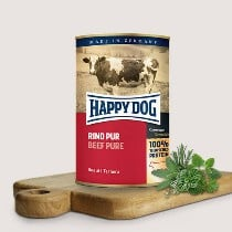 Happy Dog Pure Rund 100% Rund 800gr