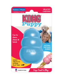 KONG hond Puppy, Medium.
