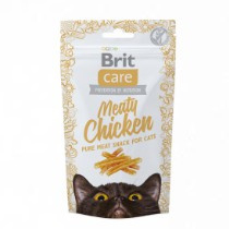 Brit Care Cat Snack Meaty Chicken 50gr