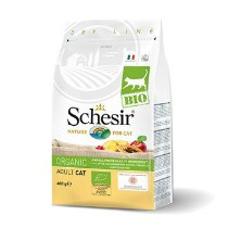 Schesir Cat Dry Bio Main Chicken  400gr