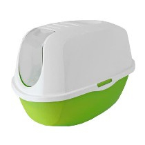 Moderna Smart Cat Toilet Fel Groen/Wit