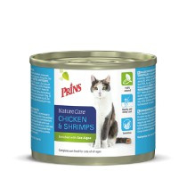 Prins Nature Care Kat Chicken en Shrimps 200gr