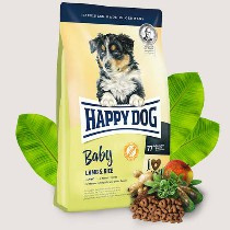 Happy Dog Young Baby Lamb & Rice 1kg