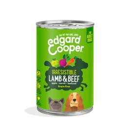 Edgard & Cooper lam en Rund 400gr