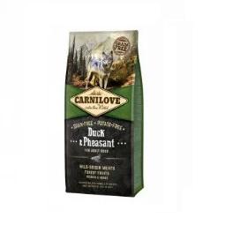 Carnilove Grain Free Adult Duck/Pheasant 1,5kg