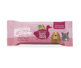 Edgard & Cooper  energiereep met eend en kip 25gr