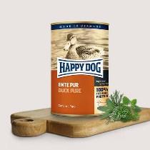 Happy Dog Pure Eend 100% Eend 800gr