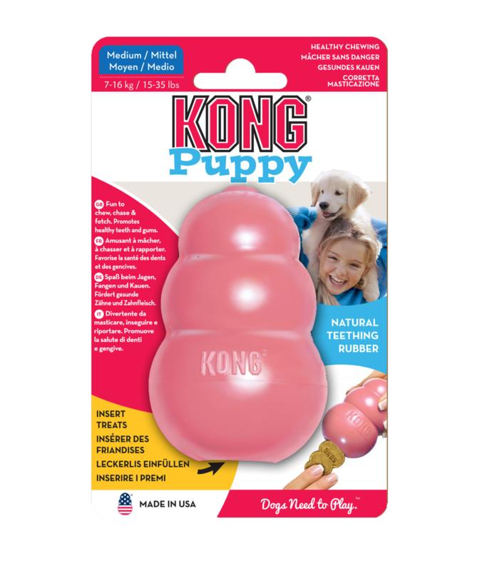 Kong hond Puppy, Medium.