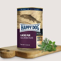 Happy Dog Pure Zalm 100% Zalm 750gr