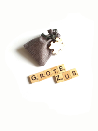 A new piece of us - grote zus