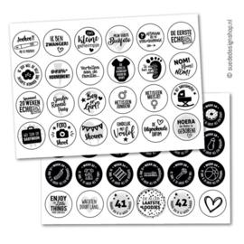 Stickers fotoalbum
