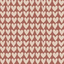 Cadeauzakjes - Love - Red / Beige