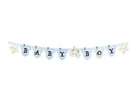 Letterslinger - baby boy