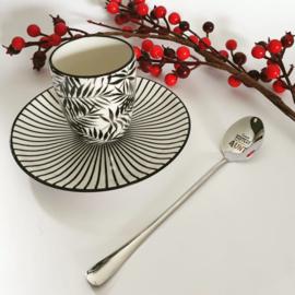 Koffie/dessert lepel - Sister